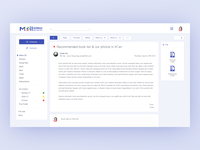 QQMail Redesign - Mail Page