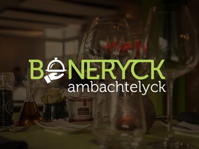 Boneryck photography graphic design logo