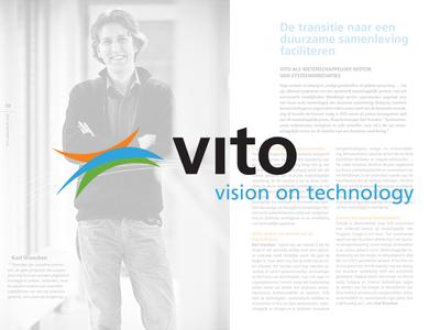 VITO graphic design logo
