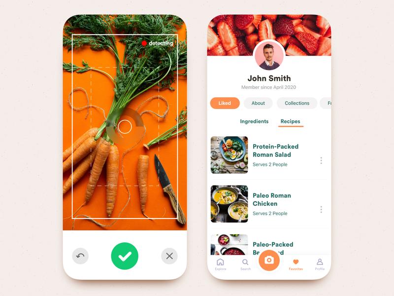Food Advisor App