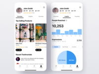 Insights & Analytics Mobile App