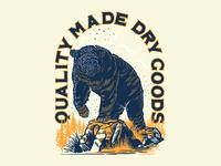 Dry Goods Bear