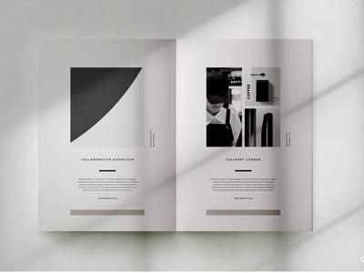 Magazine / Brochure Mockup Creator Kit