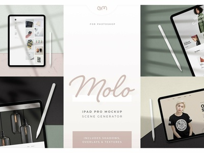 Am Studio Molo Ipad Pro