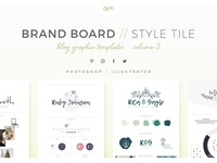 Brand Boards Style Tiles Vol 3