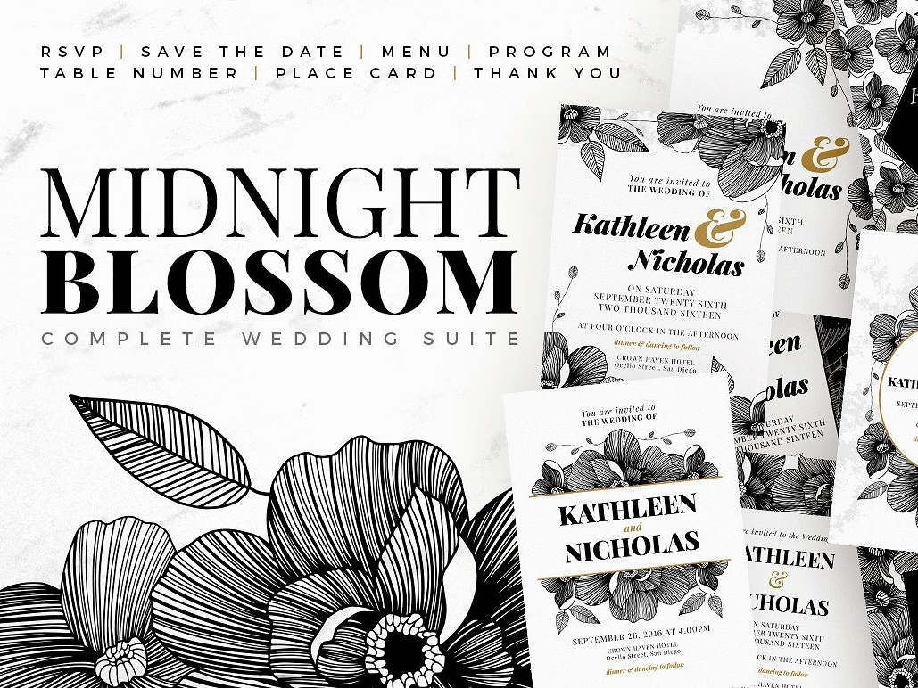 Midnight blossom preview 1