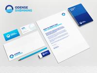Logo & brand concept, Odense Swimming