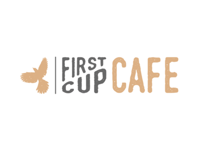 First Cup Cafe Branding