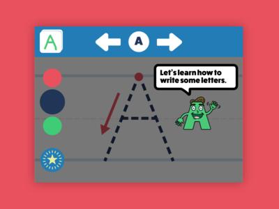 Children's Learning Game