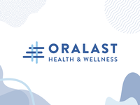 Oralast wellness health logo medical logo icon app logo