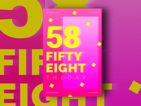 Day Fifty Eight of Dribbble Experience
