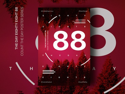 Day Eighty Eight of Dribbble Experience