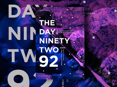 Day Ninety Two of Dribbble Experience