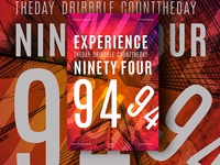 Day Ninety Four of Dribbble Experience