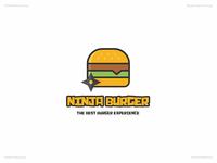Ninja Burger   Day 32 Logo of Daily Random Logo Challenge