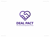 Deal Pact   Day 34 Logo of Daily Random Logo Challenge