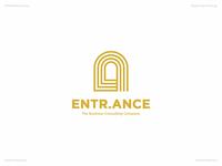 Entrance   Day 39 Logo of Daily Random Logo Challenge