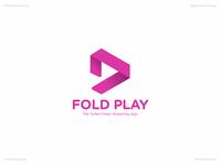 Fold Play   Day 42 Logo of Daily Random Logo Challenge