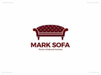 Mark Sofa   Day 43 Logo of Daily Random Logo Challenge