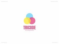 Tricode   Day 45 Logo of Daily Random Logo Challenge