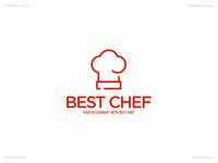 Best Chef   Day 46 Logo of Daily Random Logo Challenge