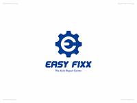 Easy Fixx   Day 52 Logo of Daily Random Logo Challenge