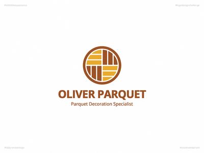 Oliver Parquet | Day 57 Logo of Daily Random Logo Challenge