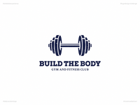 Build the Body | Day 58 Logo of Daily Random Logo Challenge