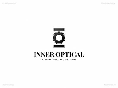 Inner Optical | Day 68 Logo of Daily Random Logo Challenge