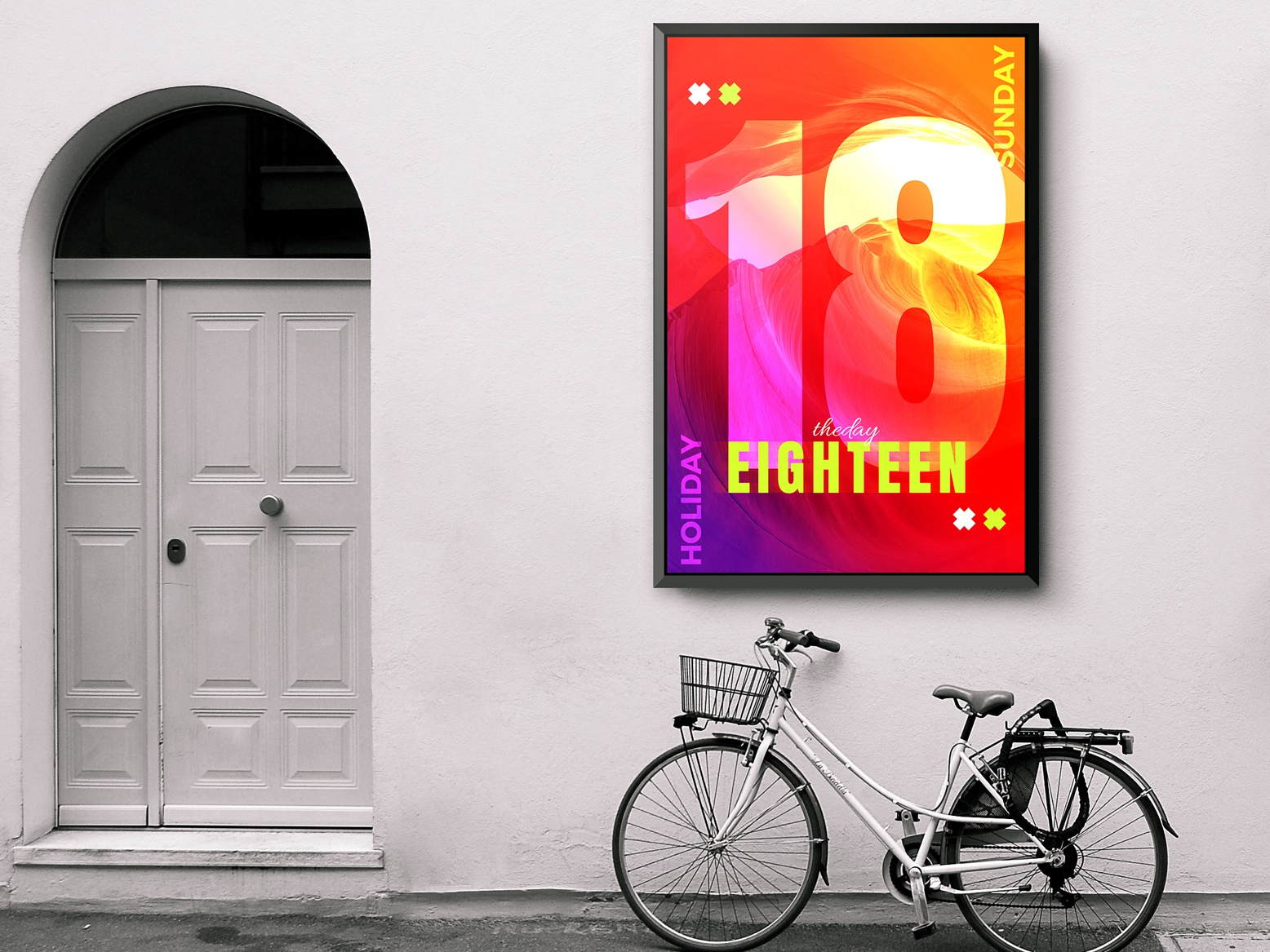 Poster Collection Part 1 koshinminn creative elephant count the day myanmar posters daily challenge daily poster dribbble experience