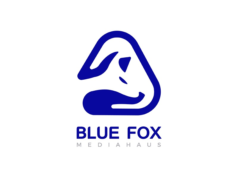Blue Fox Mediahaus V3 interactive grid animal online courses play school course education blue media fox