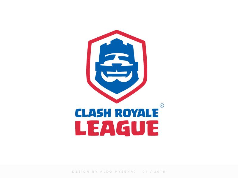 Clash royale league logo final version