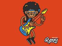 Happy new year - Monkey Bang