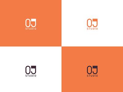 Orange Juice Logo Concept minimalistic logo vector branding design