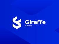 Giraffe Games - Logo proposal