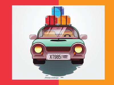 Travel - illustration -