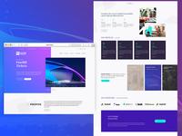 Creative Agency - Web page