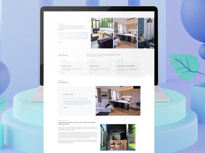Volume Design Website