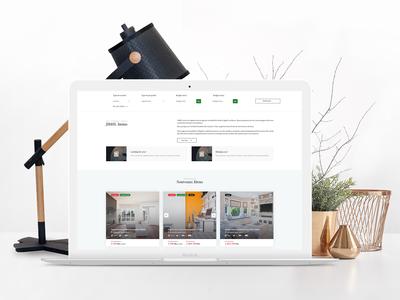Real Estate Agency - Website