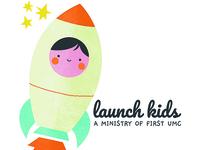 Launch Kids ministry logo