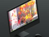 Explosion screenshot