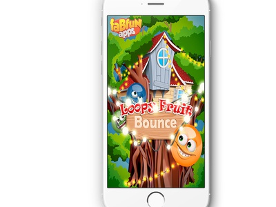 Loopy Fruit Bounce