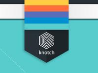 Knotch Drop! Screen Shot of Live Site
