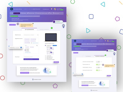 Shopify App Dashboard Redesign (WIP) visual design user interface user experience ecommerce app web app dashboard shopify app shopify