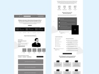 Mentor Page Wireframe (WIP)