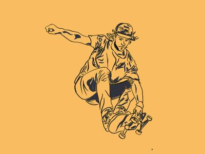 Adventure Sports Illustration