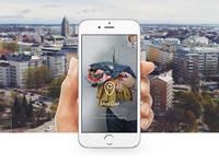 MarGet   Location-based fleamarket app