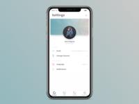 Bubl - App Settings