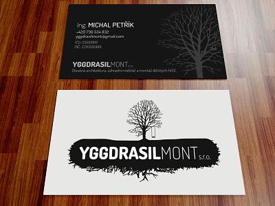 Visite card playground acacia vicite card