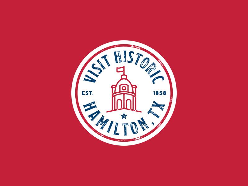 Hamilton, Texas logo